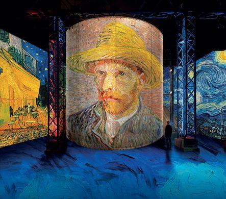 Van Gogh expo été paris