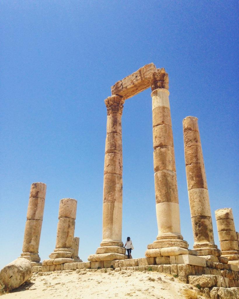voyage jordanie amman