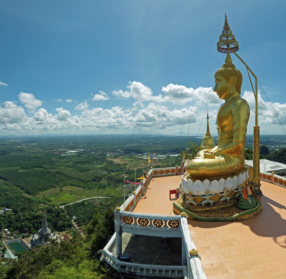 temples thaïlande wat tham seue