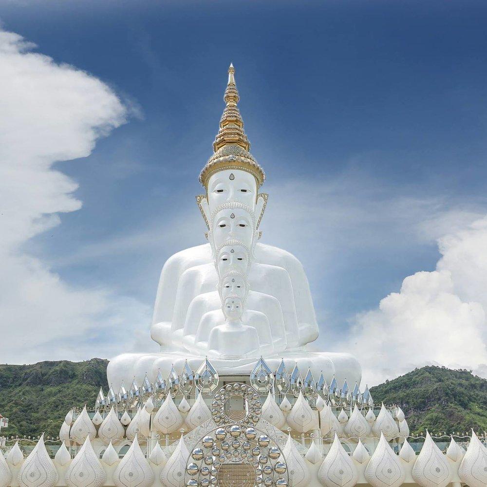 temples thaïlande wat pha sorn kaew