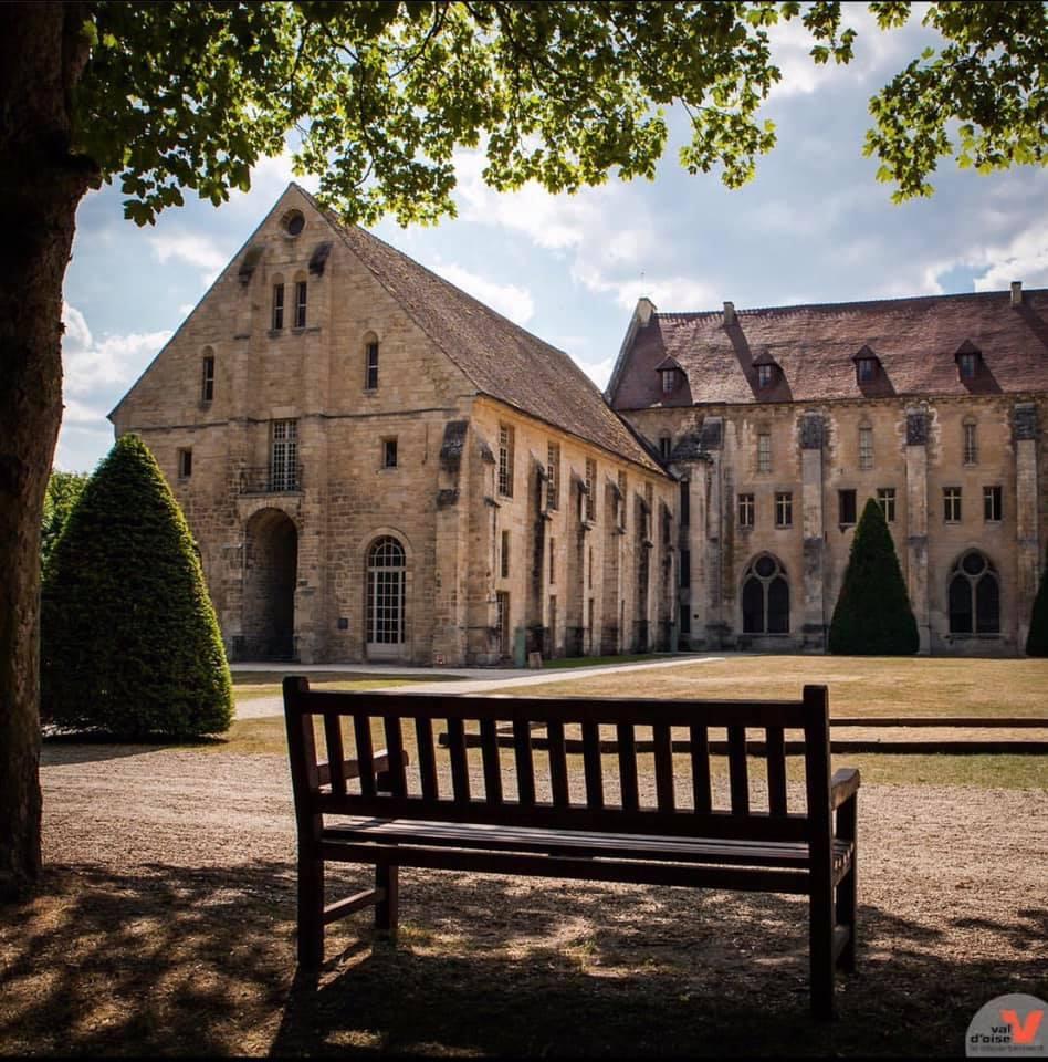 que faire val d'Oise abbaye royaumont