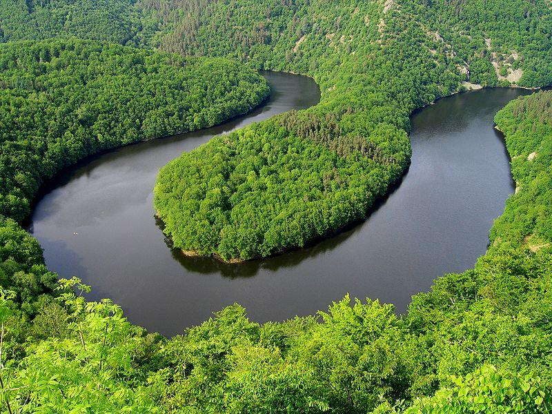 rivière de Sioule