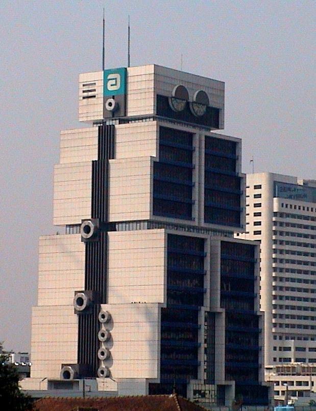 lieu insolite bangkok