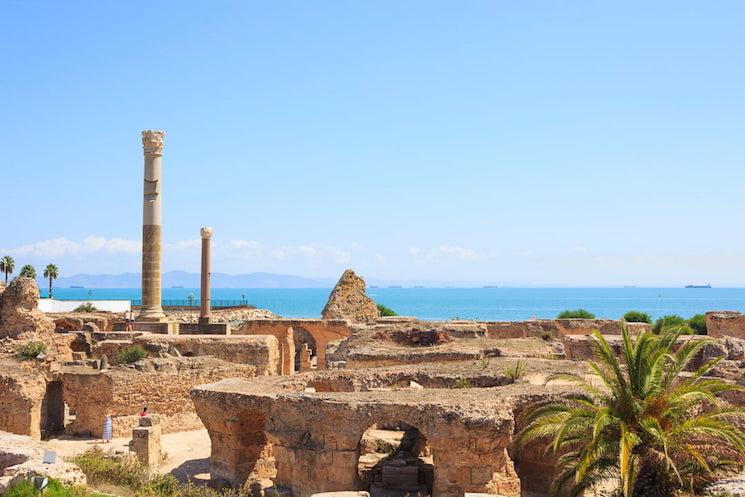 que faire tunisie carthage