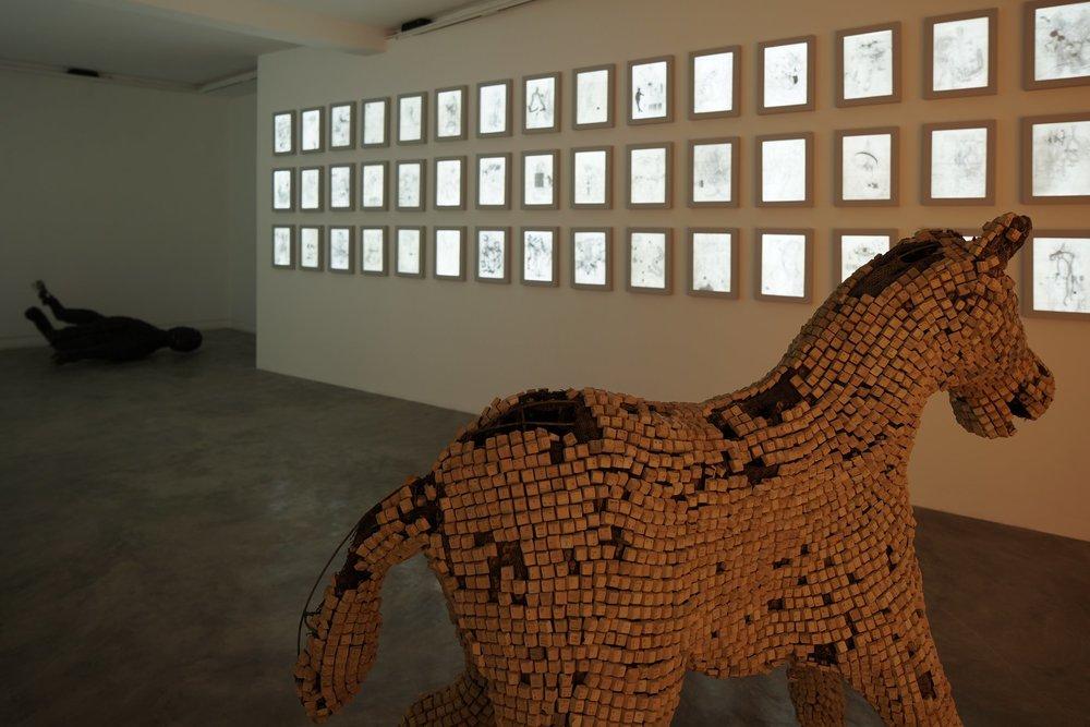 QUYNH HO CHI MINH VILLE galerie art