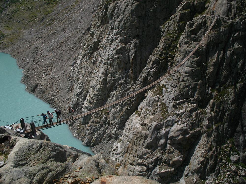 lieux dangereux trift bridge