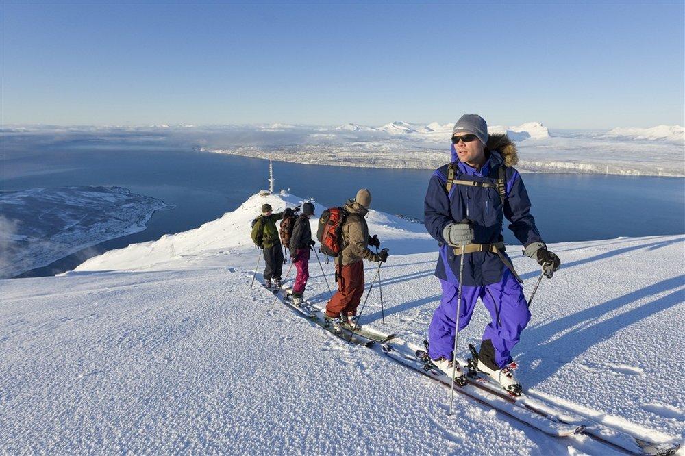 que faire norvège ski