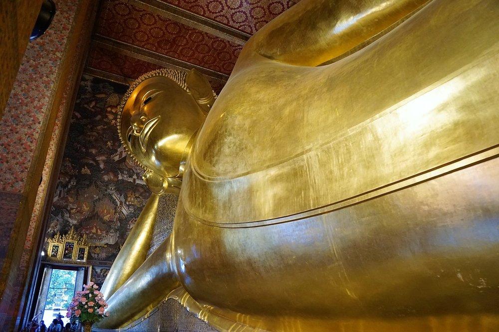 temples thaïlande wat pho