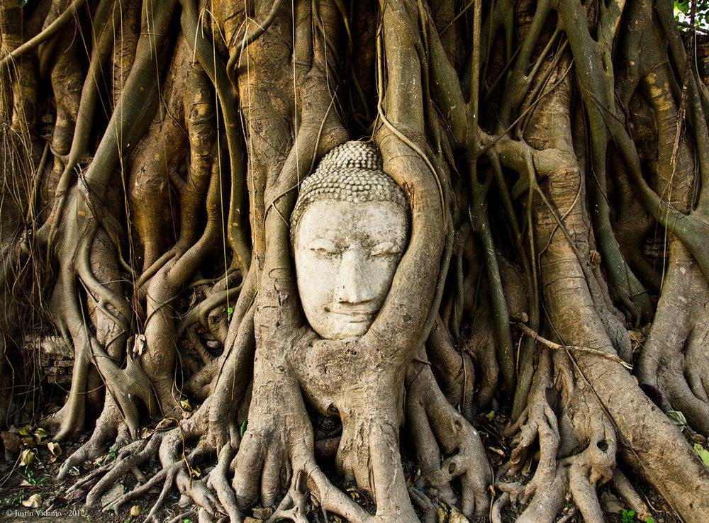 temples thaïlande wat suwannaram