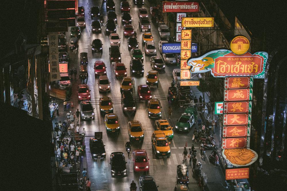lieu insolite bangkok chinatown