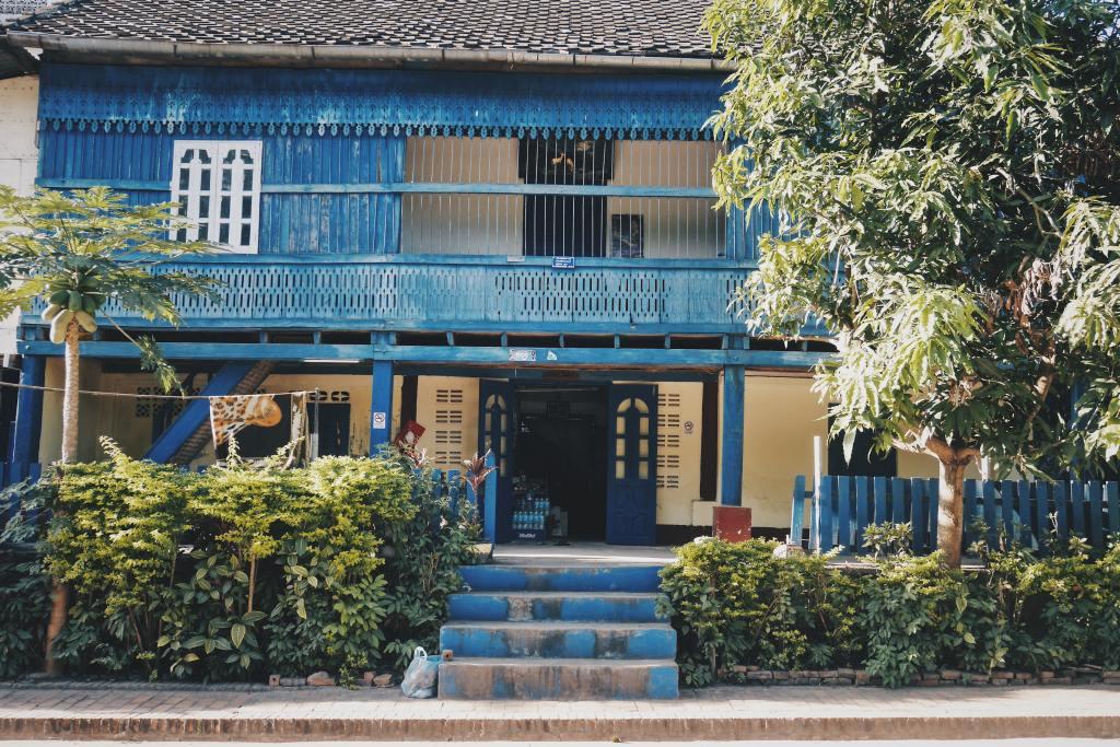 visiter laos luang prabang