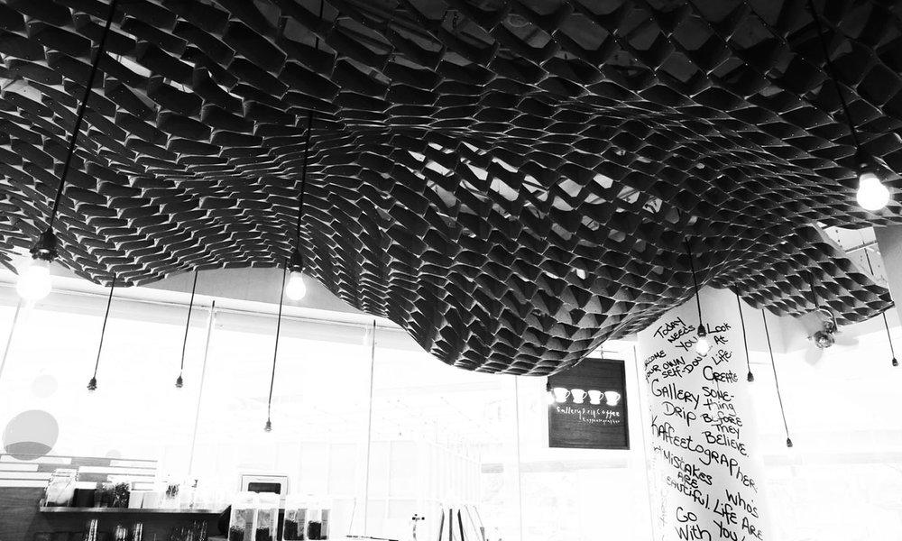cafés Bangkok Gallery กาแฟดริป