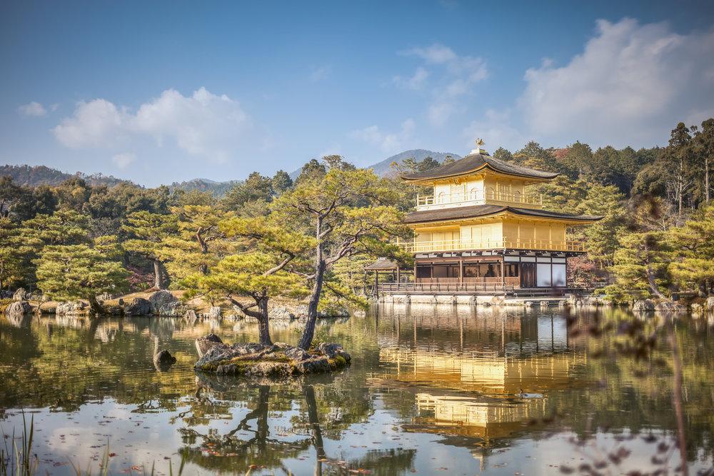 que faire kyoto pavillon or