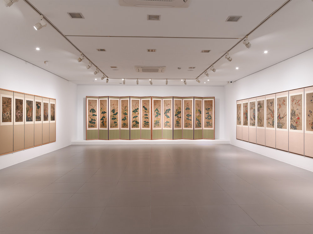 gallery hyundai séoul art galerie