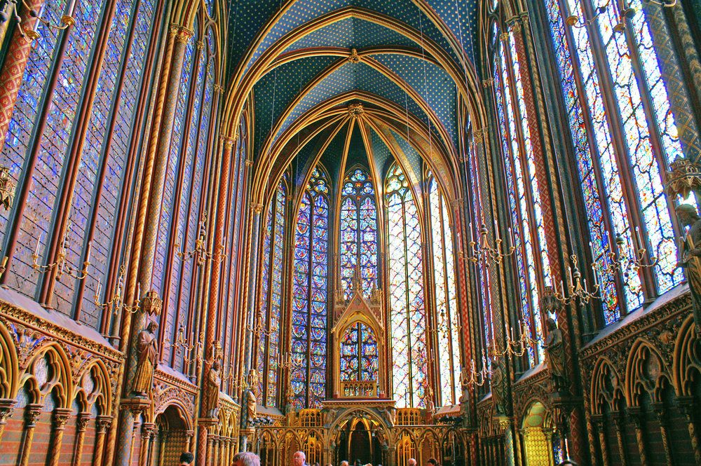 paris insolite sainte chapelle