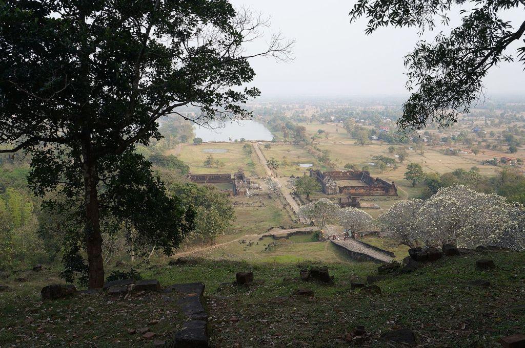 VAT PHOU visiter laos