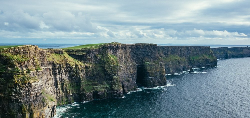 lieux dangereux falaises moher