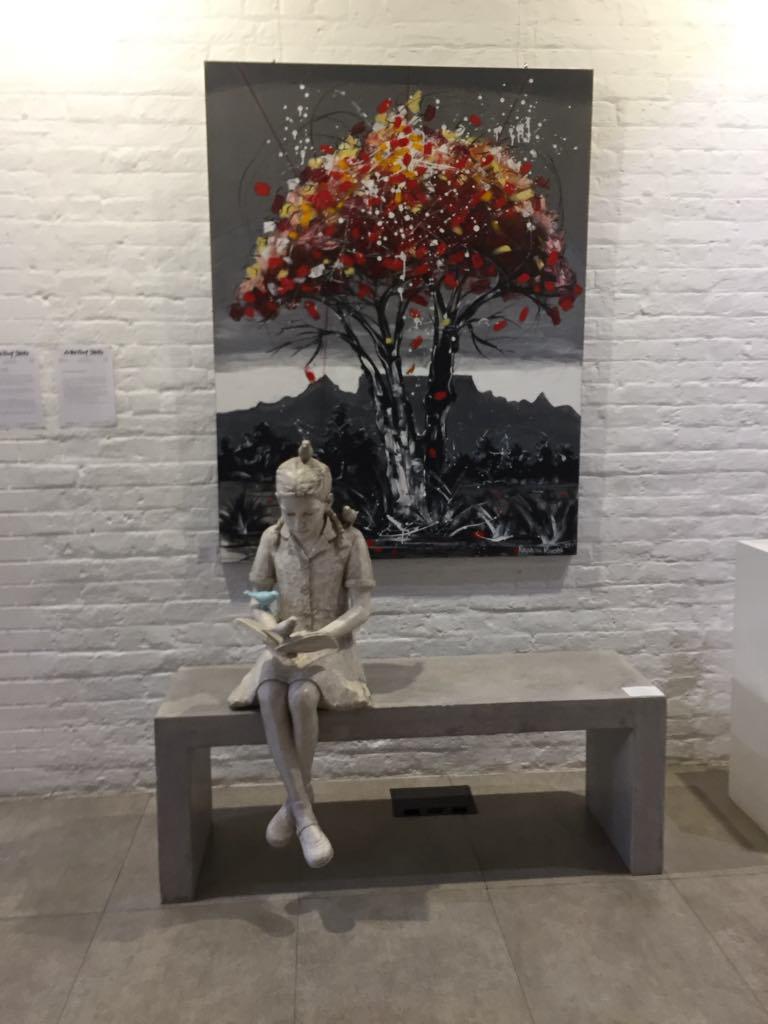 visiter le cap galerie art