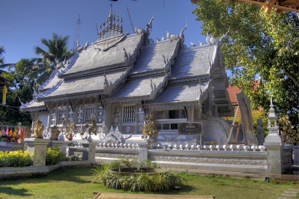 temples thaïlande wat si suphan