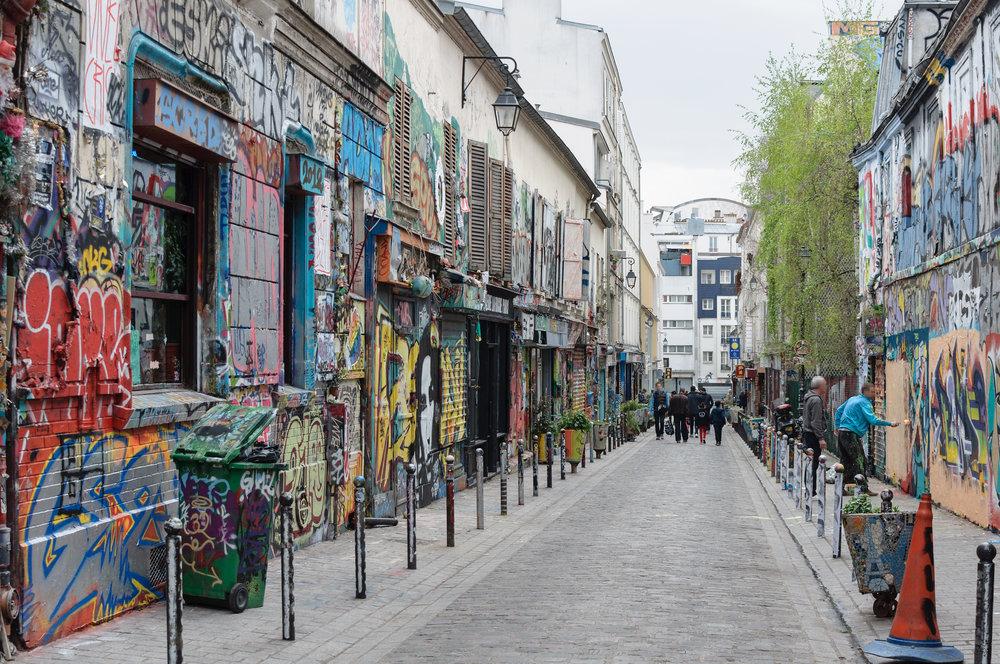 paris insolite rue dénoyez