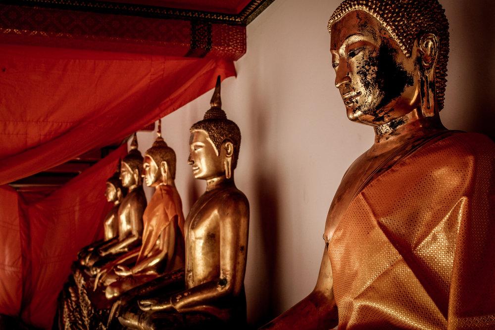 voyager thailande bouddhisme