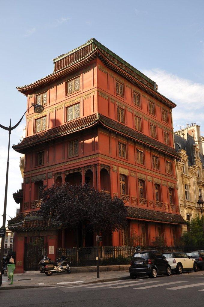 paris insolite pagode