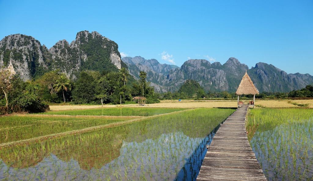 VANG VIENG visiter laos