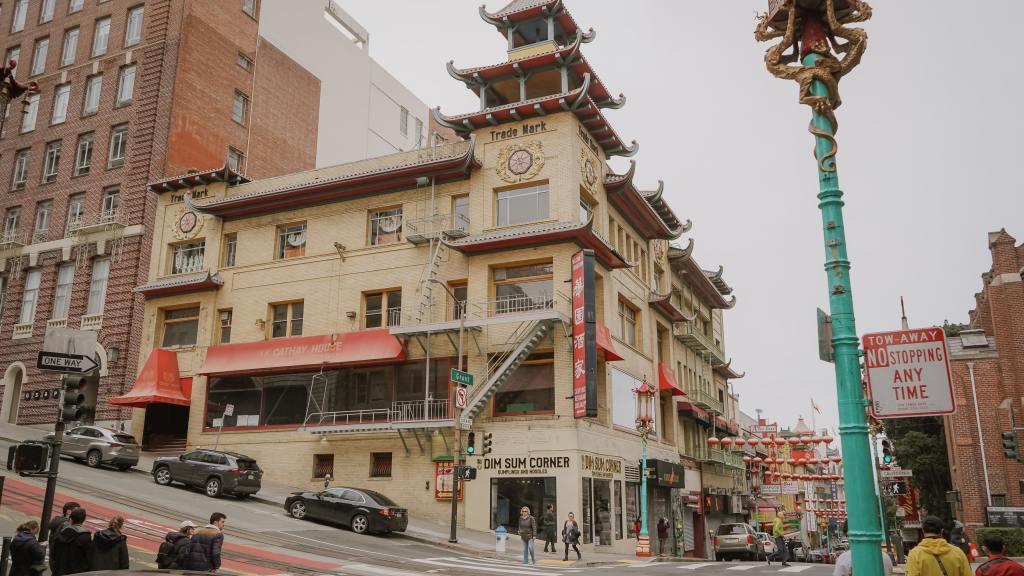 a faire san francisco chinatown