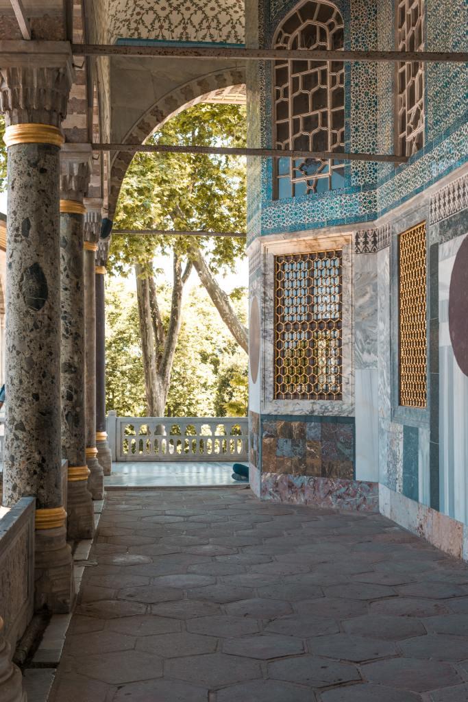 visiter istanbul topkapi