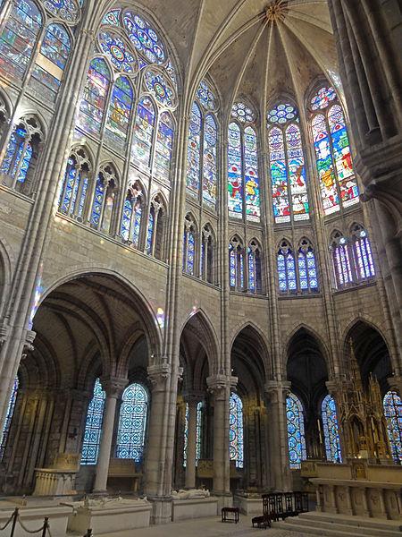 visiter seine saint denis basilique