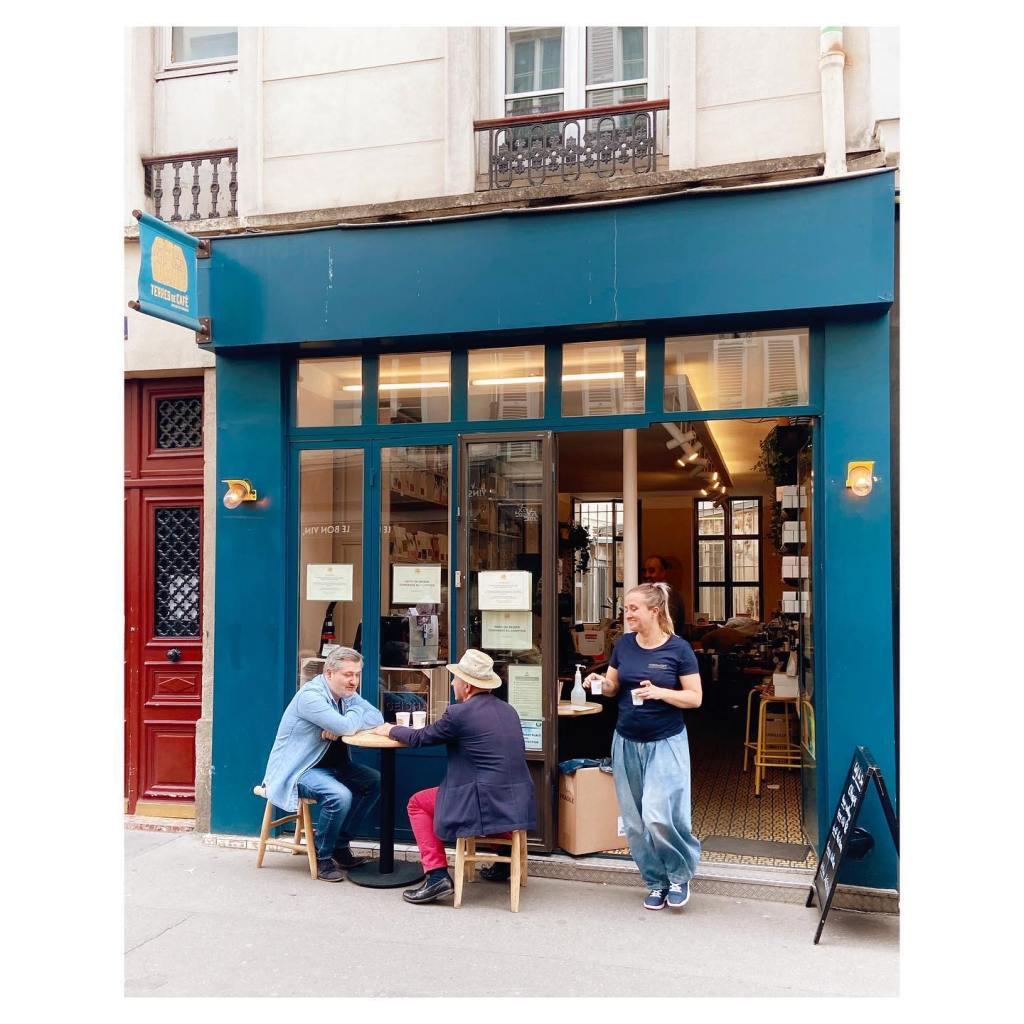 café paris Terres de Café batignolles