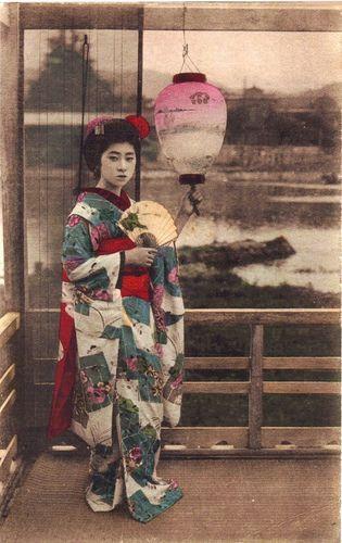 rencontre geishas japon