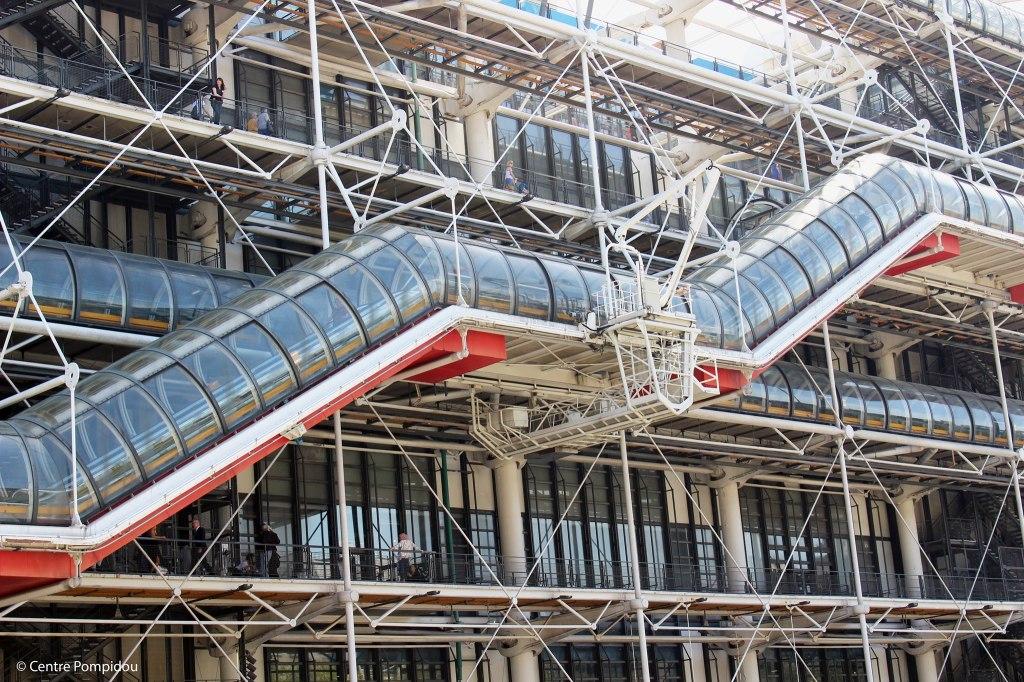 meilleur musée centre pompidou