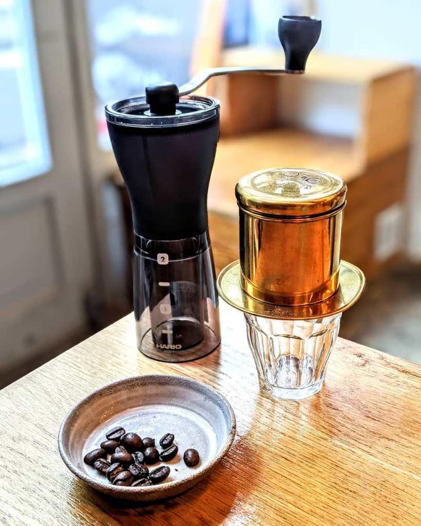 café paris hanoi corner