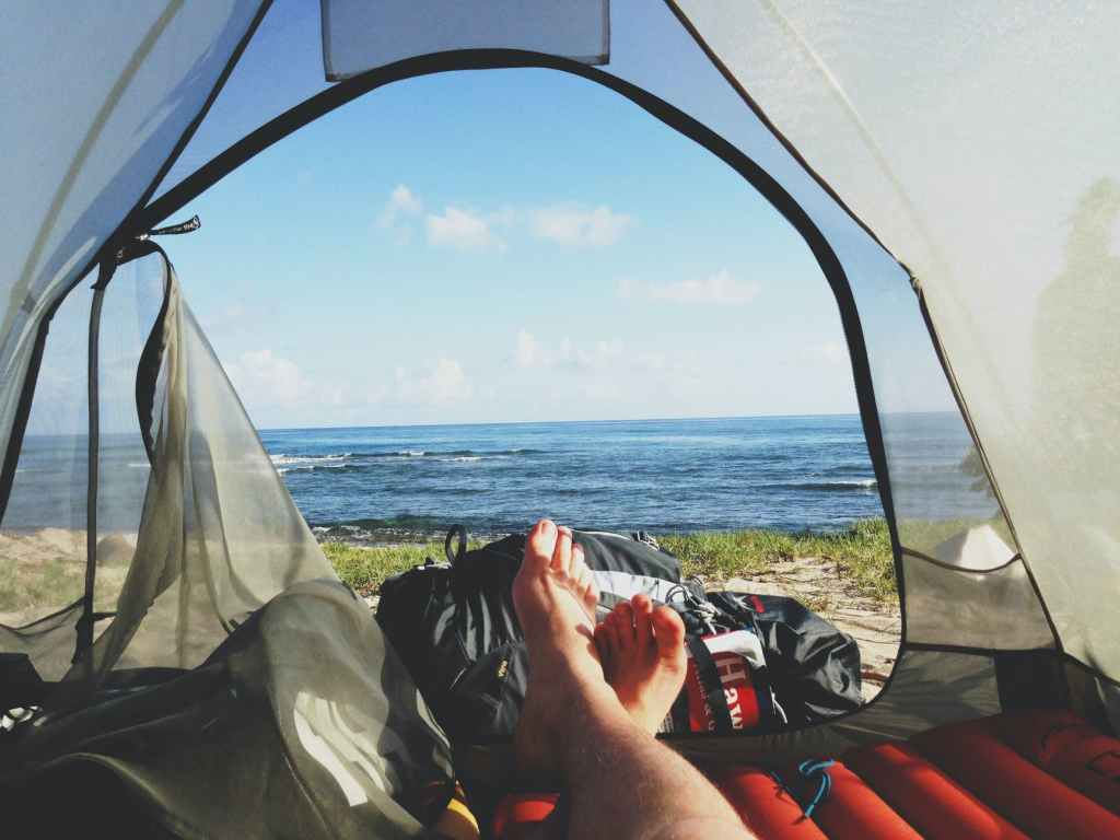 camping sauvage france