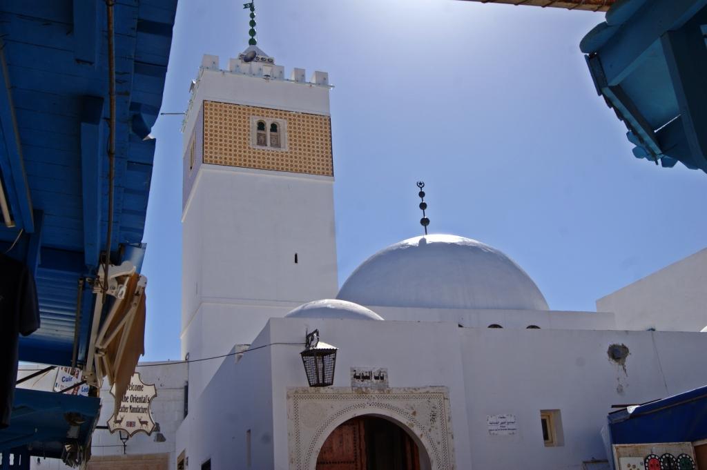 visiter hammamet tunisie