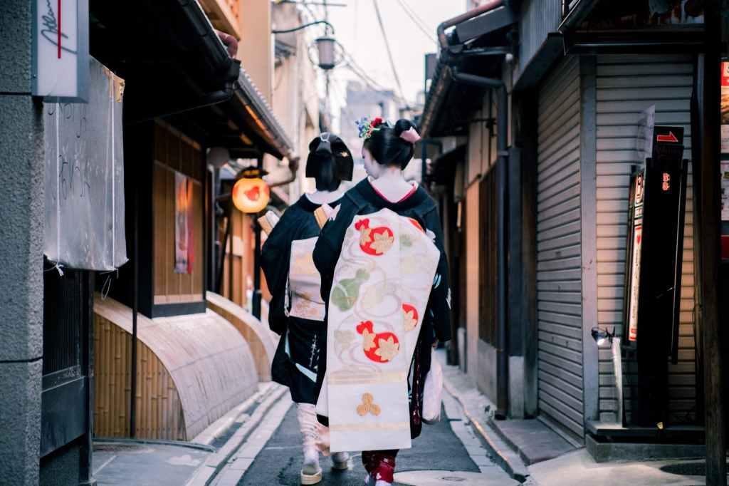 rencontrer geisha japon