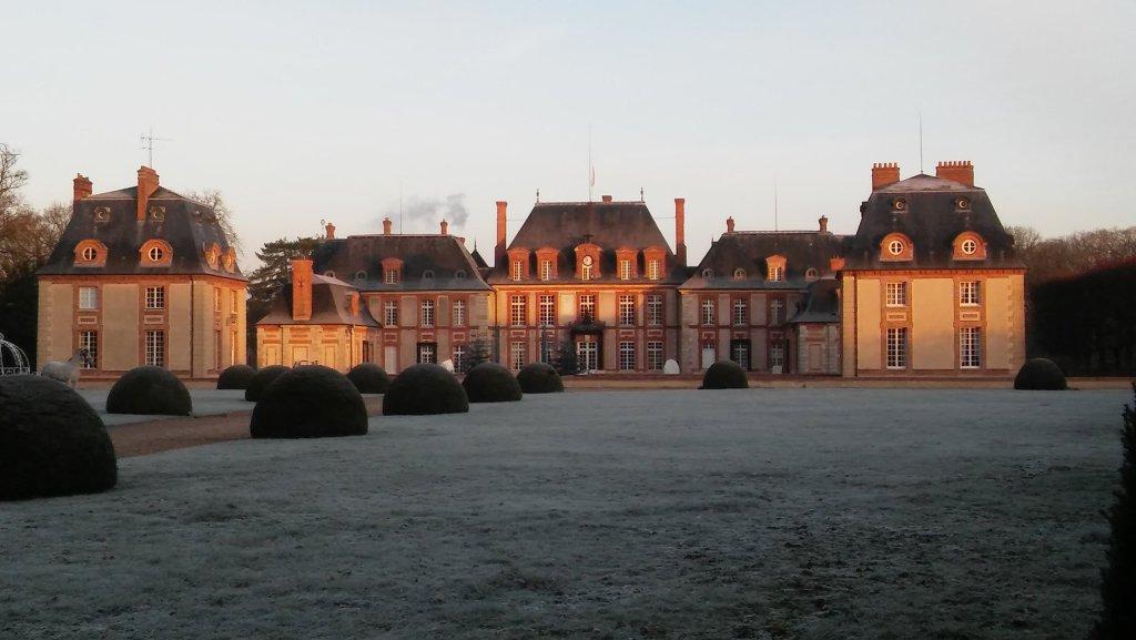 visiter yvelines château breteuil